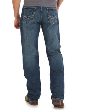 Wrangler 20X Men's No. 33 Extreme Relaxed Fit Jeans, Blue, hi-res