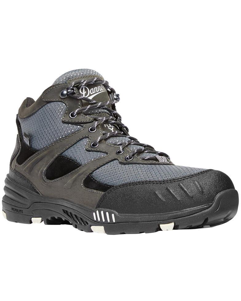 Danner Men's Gray Springfield Waterproof Shoes - Composite Toe , Multi, hi-res