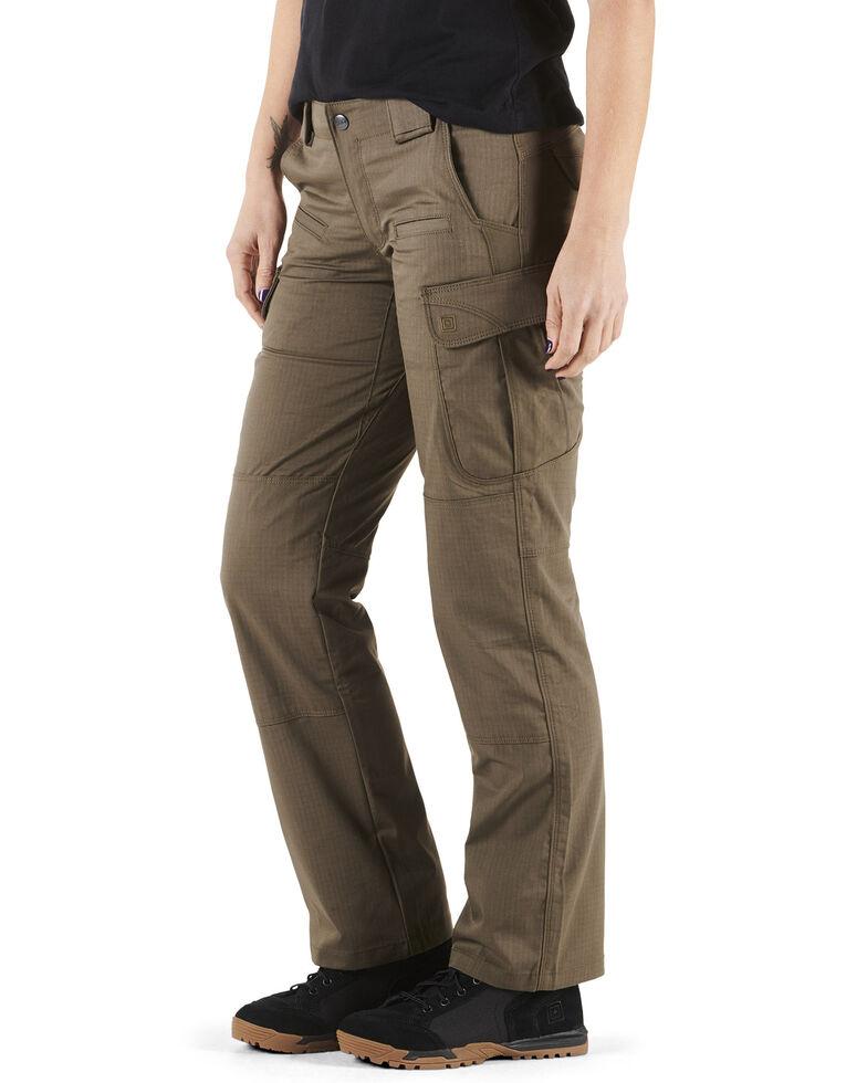 5.11 Tactical Women's Stryke Pants, Brown, hi-res