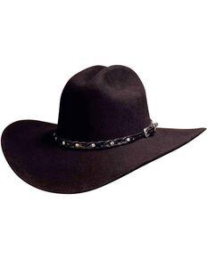 57f41825930 Bullhide Pistol Pete 6X Premium Wool Cowboy Hat.  54.99. Bullhide Mens  Burnt Dust Leather Hat