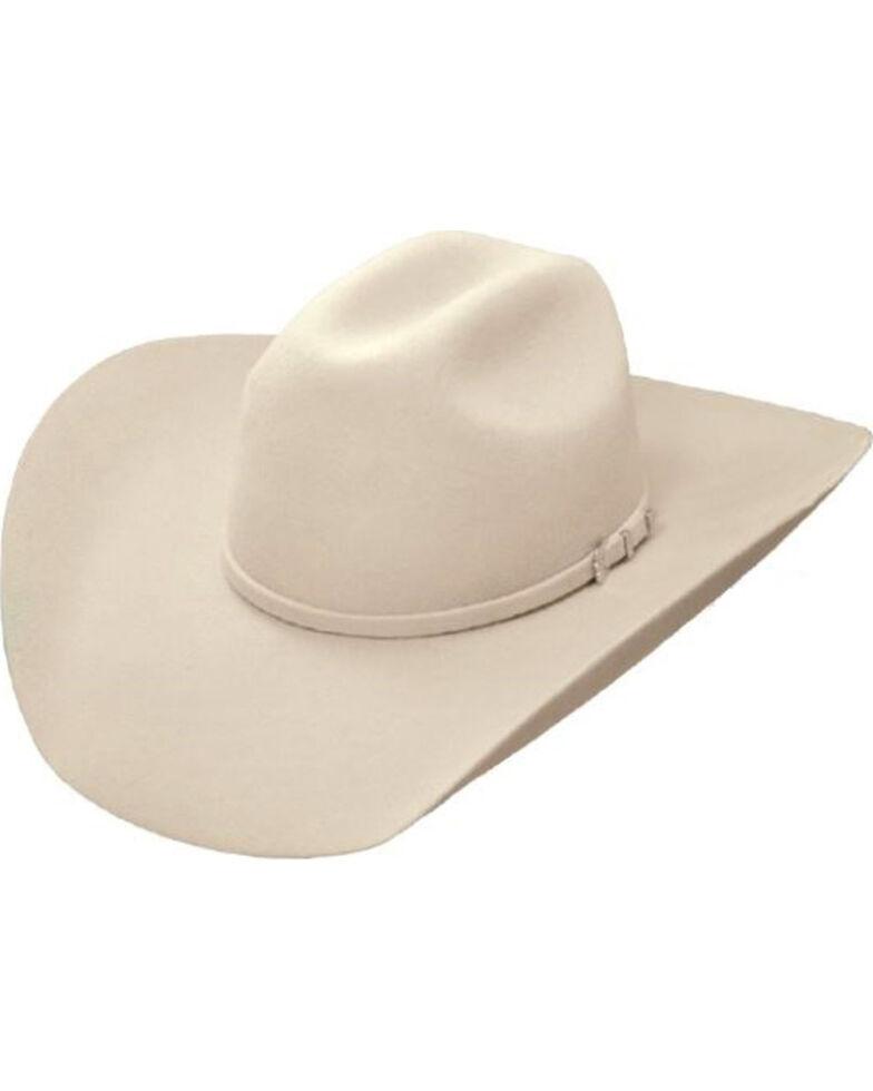 Master Hatters Men's Silverbelly Waco 3X Wool Felt Cowboy Hat, Silver Belly, hi-res