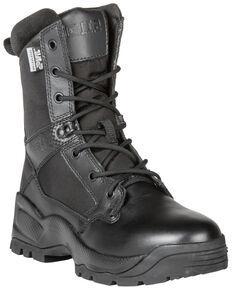 "Tactical 5.11 Women's ATAC 2.0 8""  Lace Up Boots, Black, hi-res"