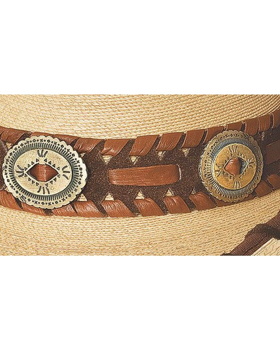 Bullhide Women's Golden Dawn Straw Hat, Tan, hi-res
