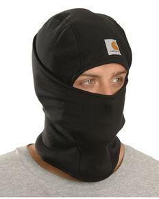 Carhartt Men's Fleece 2-in-1 Headwear, Black, hi-res