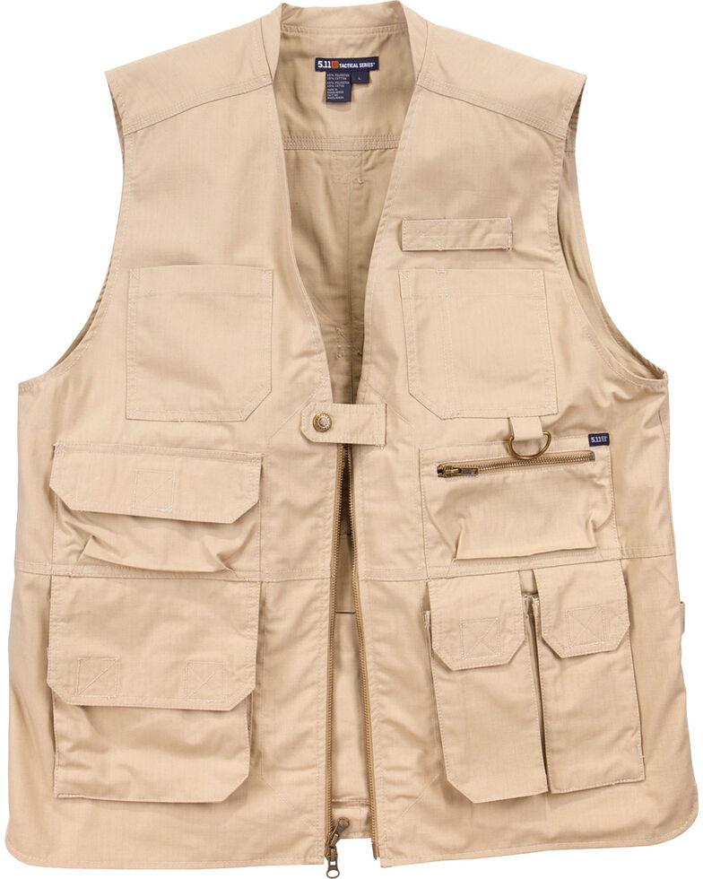 5.11 Tactical Men's Taclite Pro Vest - 3XL, Khaki, hi-res