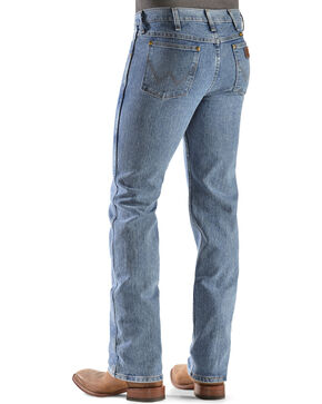 Wrangler Advanced Comfort Slim Fit Jeans - Reg, Stone Lt, hi-res