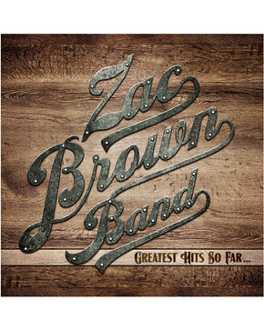 Zac Brown Band's Greatest Hits So Far CD, No Color, hi-res