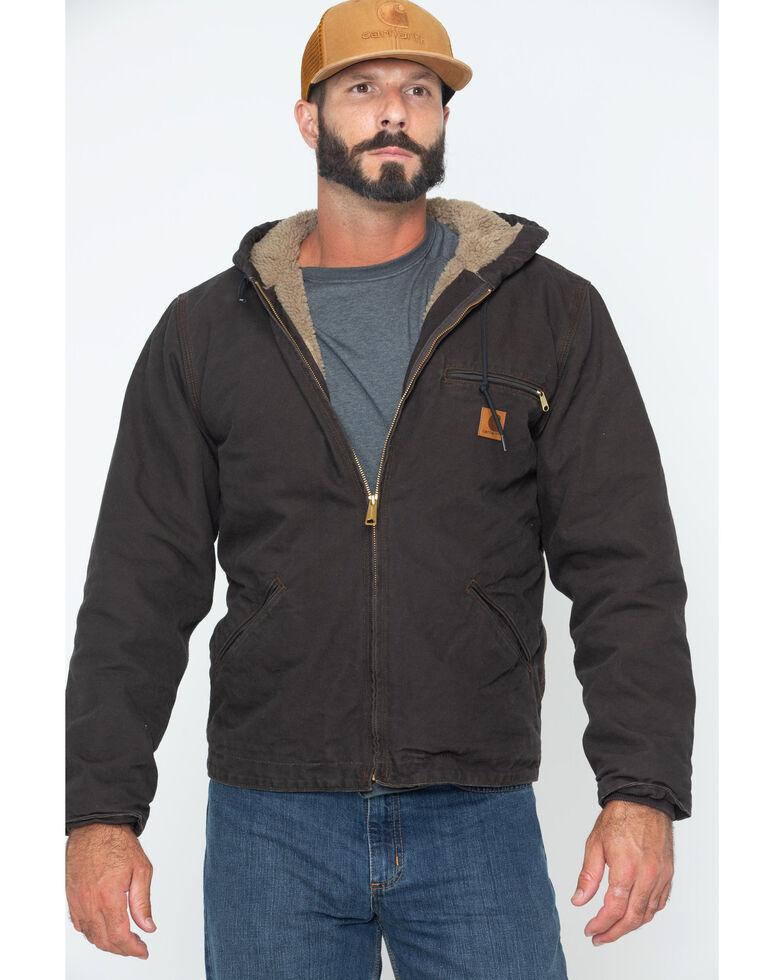 Carhartt Light Work Jacket: Carhartt Sierra Sherpa Lined Work Jacket