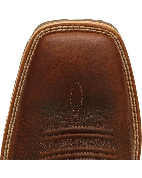Ariat Men's Hybrid Rancher Western Boots, Brown, hi-res