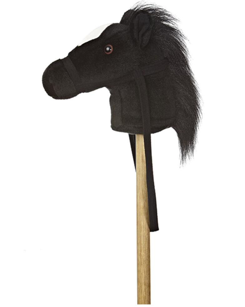 Aurora Kid's Giddy-Up Stick Horse, Black, hi-res