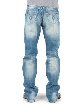Tin Haul Men's Regular Joe Fit Boot Cut Jeans , Indigo, hi-res