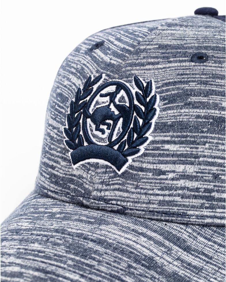 Cinch Men's Navy Logo Patch Trucker Cap , Navy, hi-res