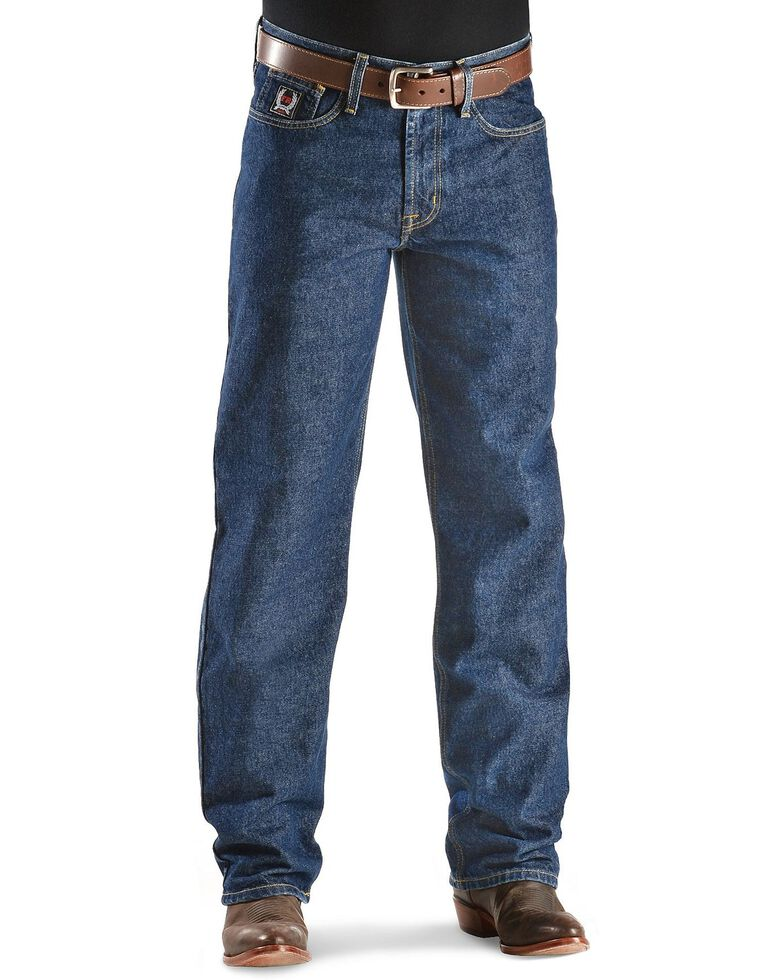 Cinch WRX Men's White Label Flame Resistant Jeans, Denim, hi-res