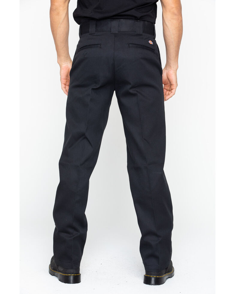 Dickies Men's 874 Flex Work Pants, Black, hi-res