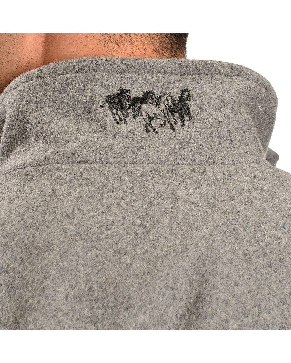 Schaefer Arena Wool Jacket, Grey, hi-res