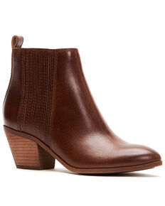 Frye & Co. Women's Jacy Chelsea Fashion Booties, Cognac, hi-res