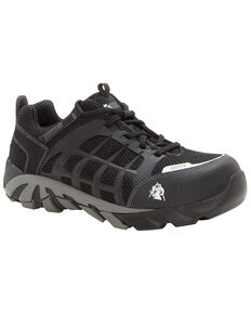 Rocky Men's Trail Blade Hiking Boots, Black, hi-res