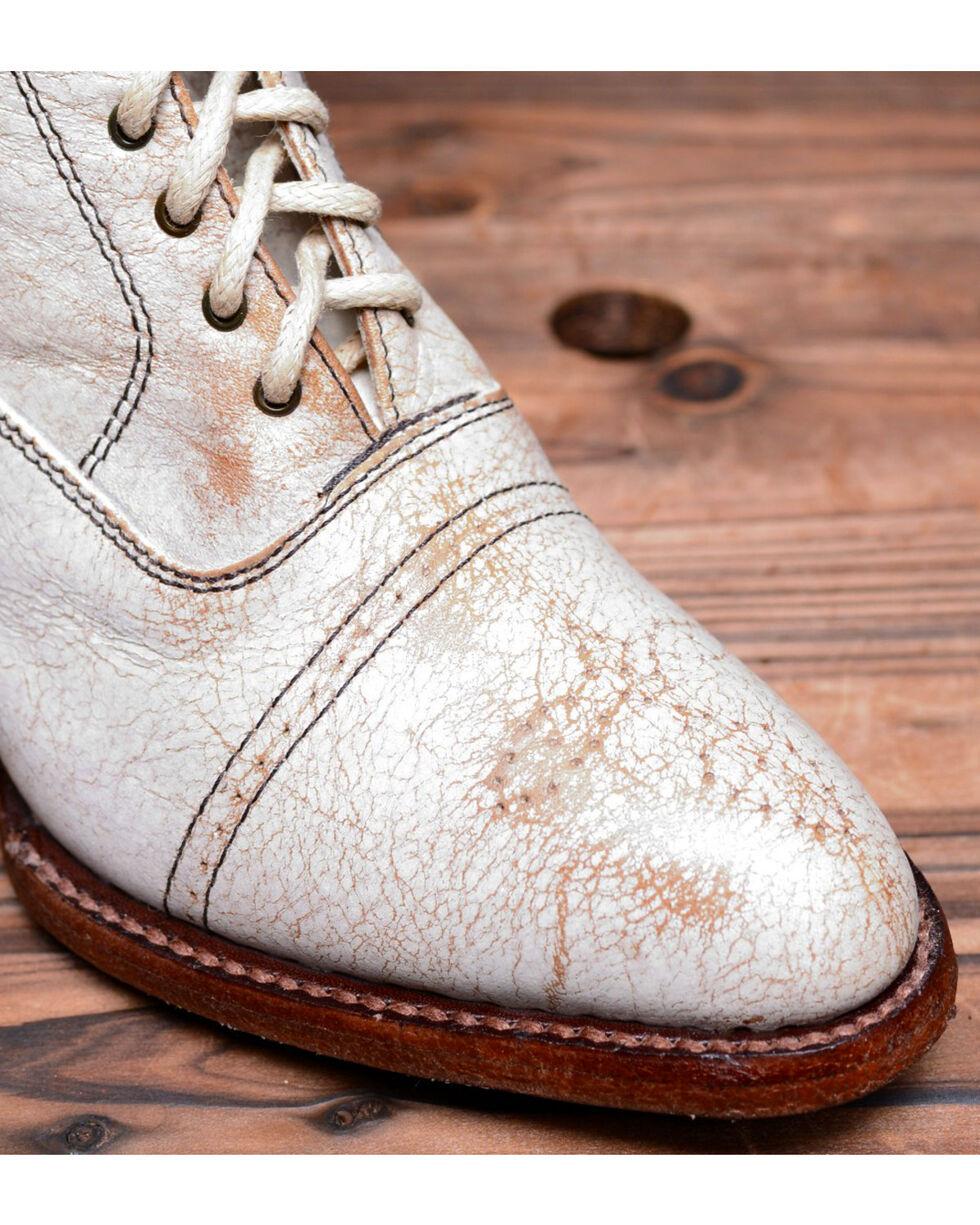 Oak Tree Farms Mirabelle Nectar Boots - Medium Toe, White, hi-res