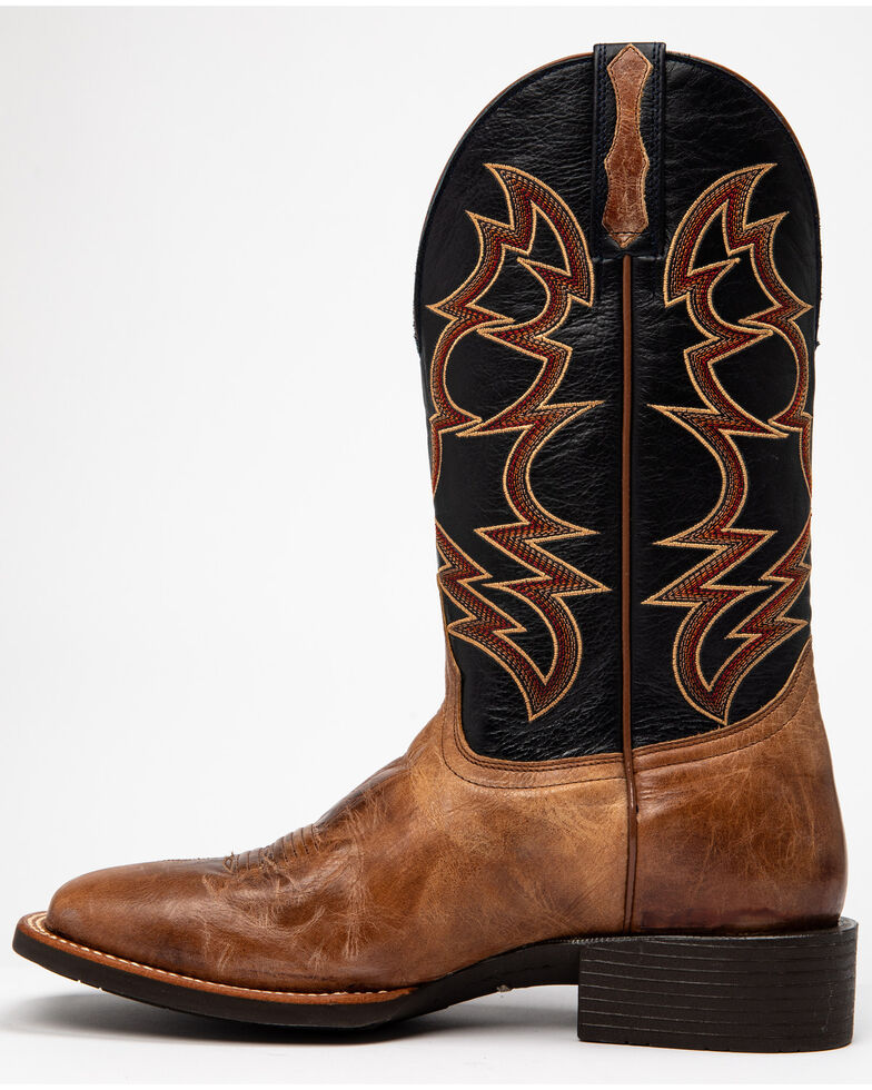 Cody James Men's Dustin Tanya Western Boots - Square Toe, Brown, hi-res