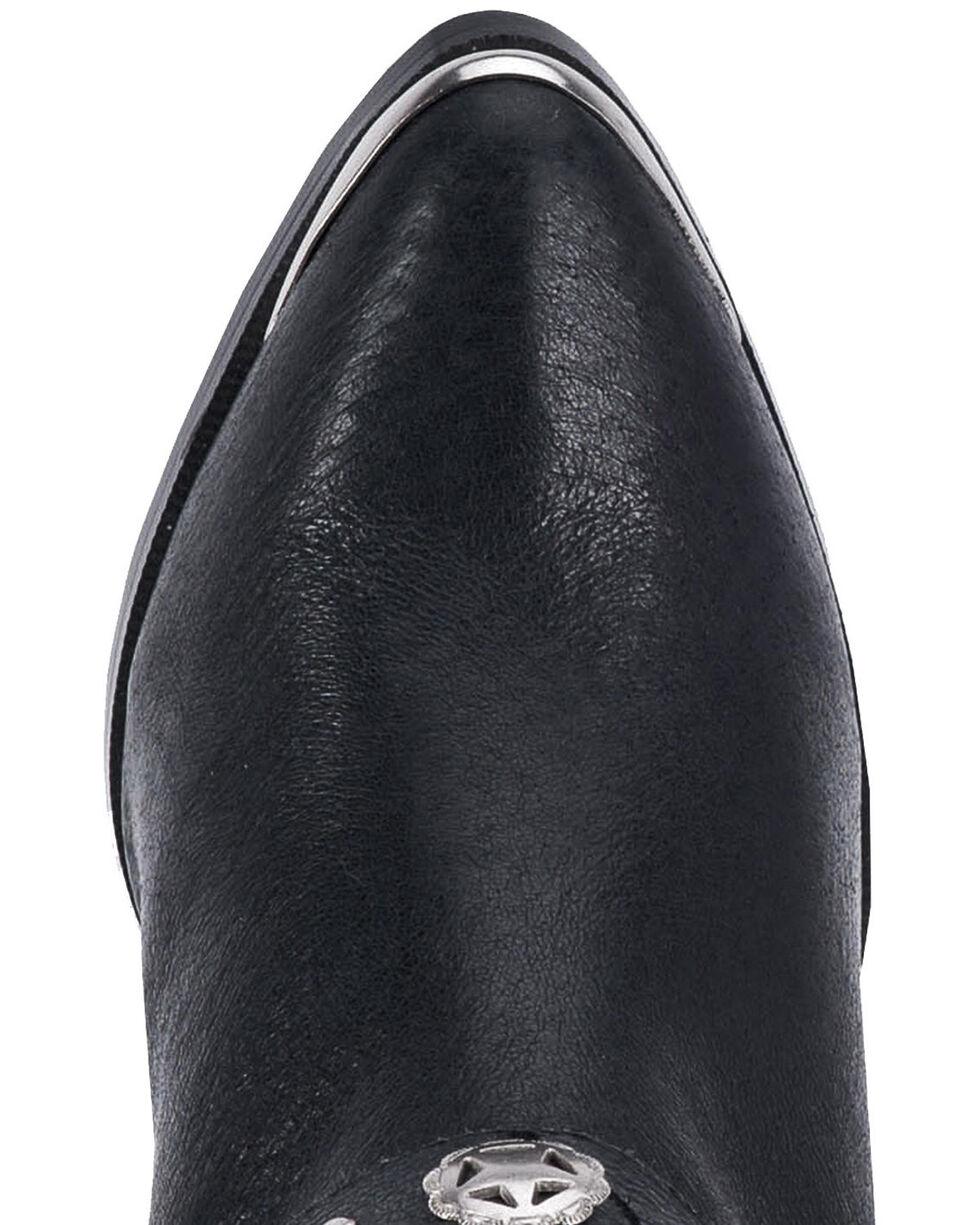 Dingo Women's Bailey Western Boots, Black, hi-res