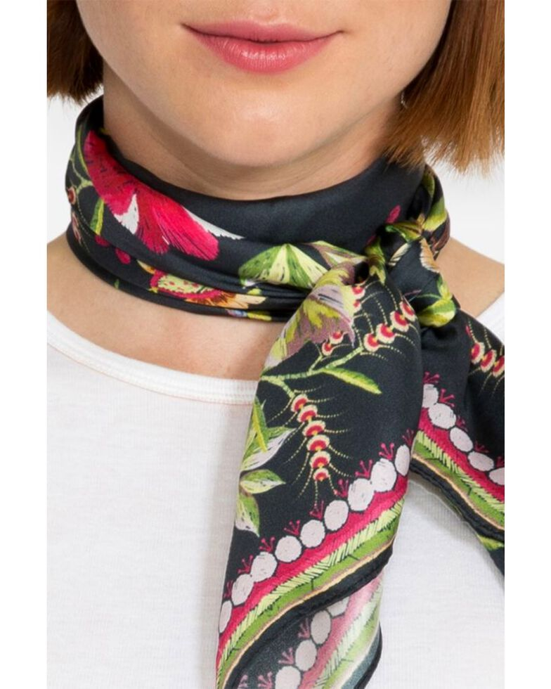 Johnny Was Women's Gilmore Silk Scarf, Multi, hi-res