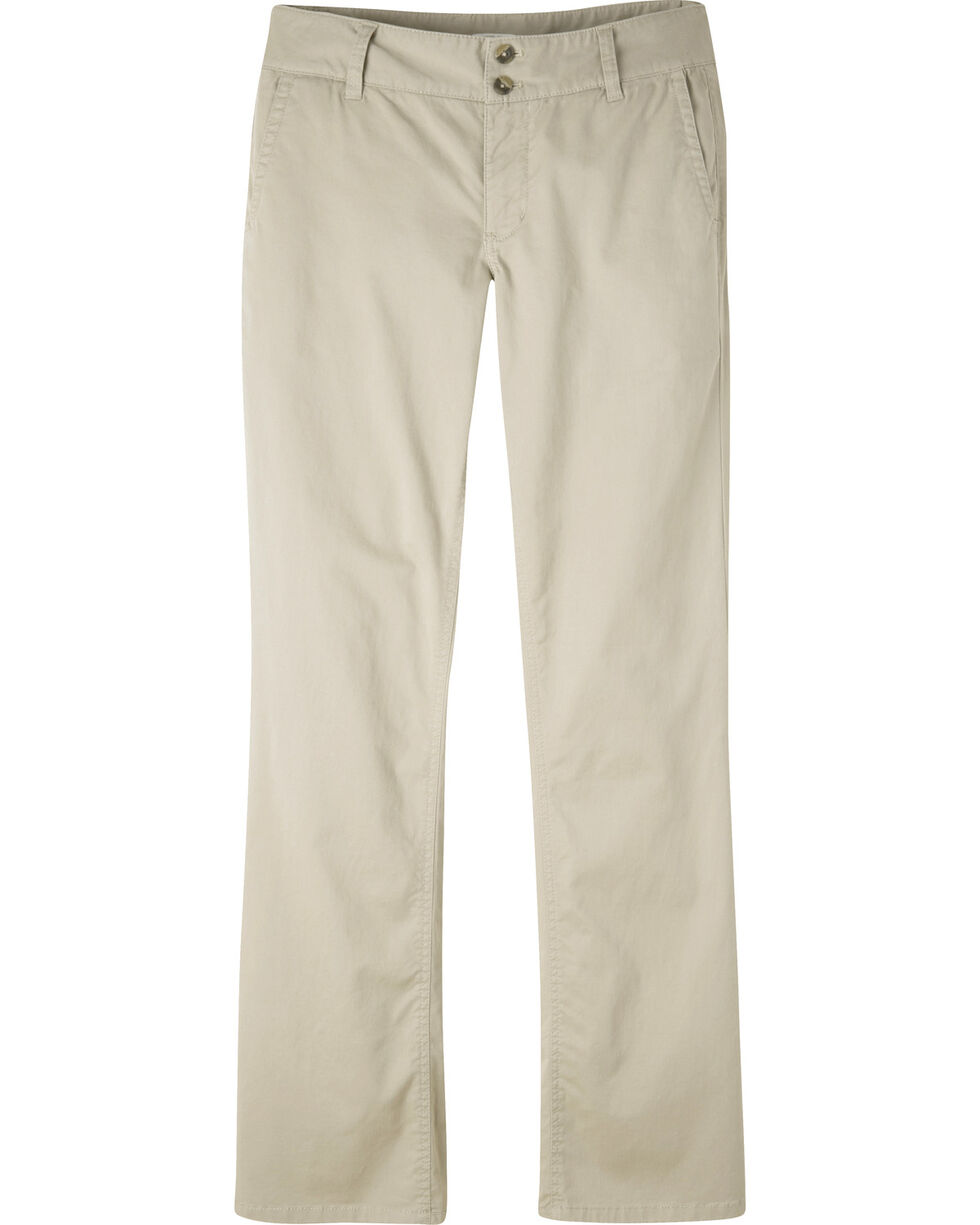 Mountain Khakis Women's Sadie Chino Pants - Petite, Slate, hi-res