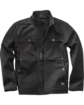 Timberland Pro Men's Stud-Lee Canvas Windproof Jacket, Black, hi-res