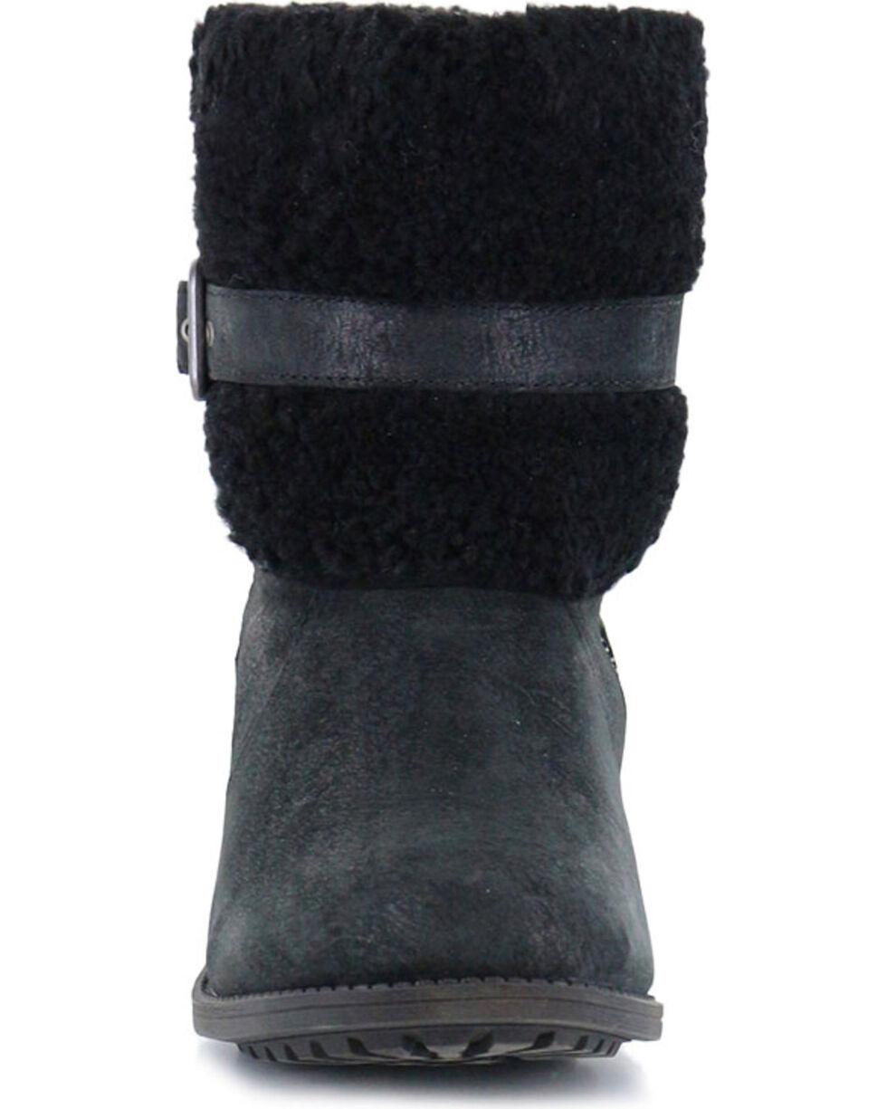 UGG® Women's Blayre II Water Resistant Boots, Black, hi-res