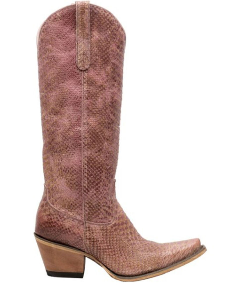 Junk Gypsy by Lane Women's Desert Highway Western Boots - Snip Toe, Brown, hi-res