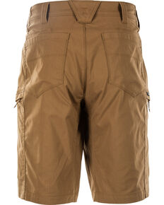 5.11 Tactical Men's Apex Shorts , Brown, hi-res