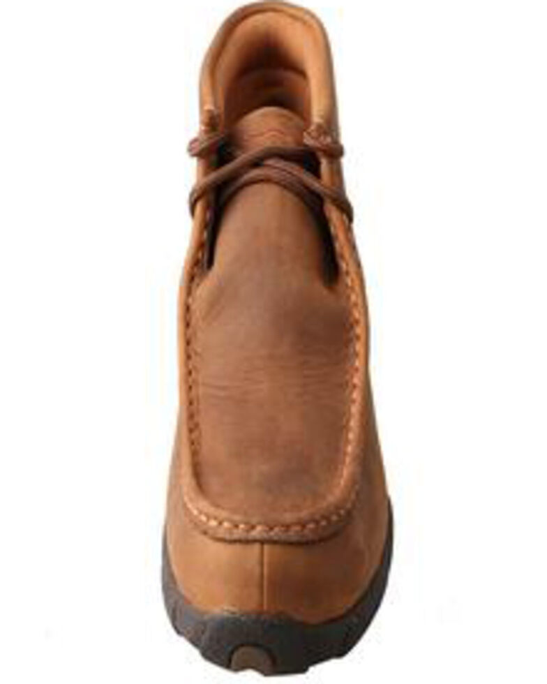 Twisted X  Women's Waterproof Chukka Driving Moc, Distressed, hi-res