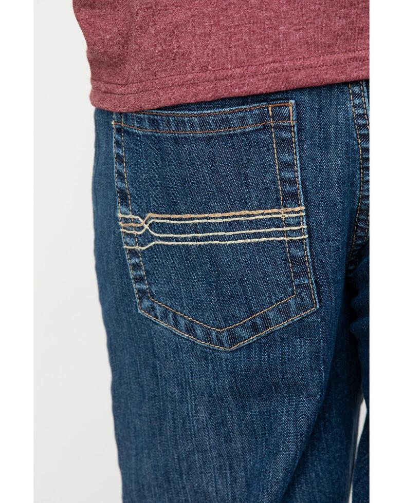 Cody James Men's Barn Burner Stretch Slim Straight Jeans , Blue, hi-res
