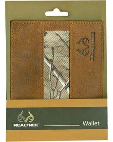 Realtree Men's Xtra Passcase Wallet , Camouflage, hi-res