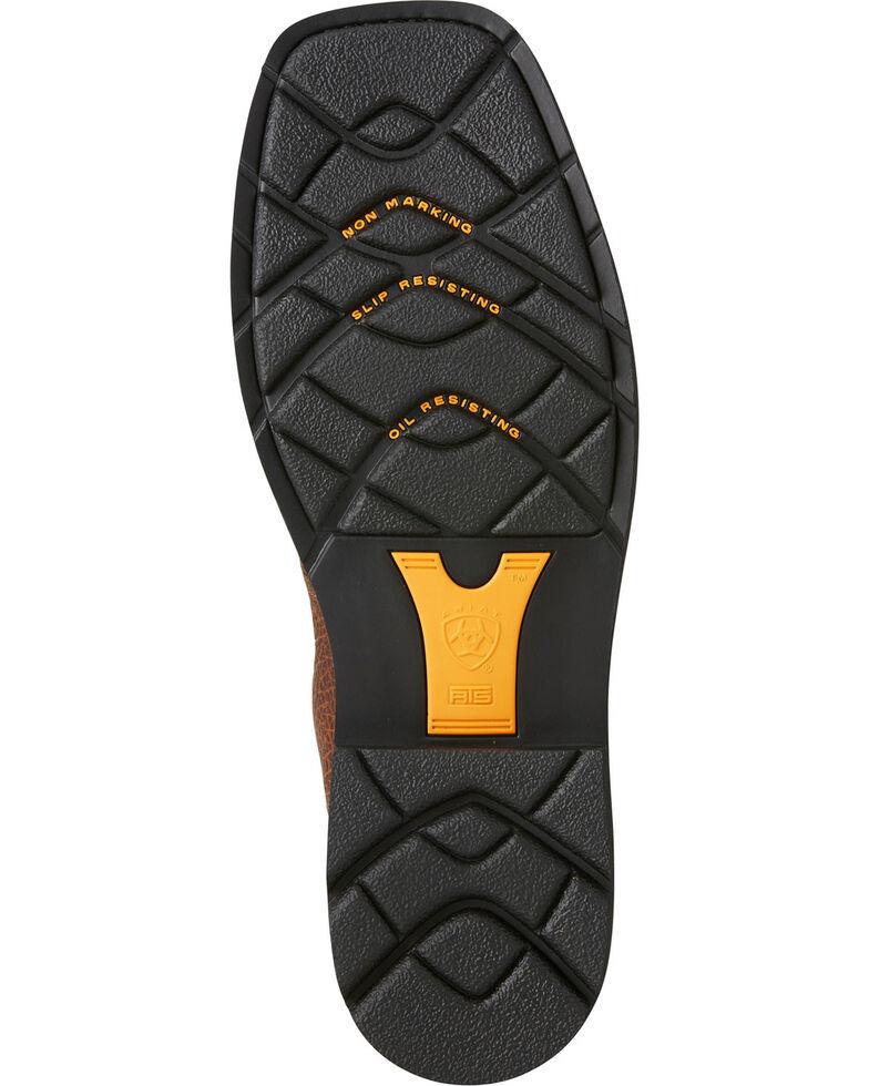 Ariat Men's Sierra Shadowland Steel Toe Work Boots, Brown, hi-res