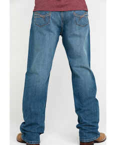 Wrangler 20X Men's No.33 Roxton Extreme Relaxed Straight Jeans - Long , Blue, hi-res