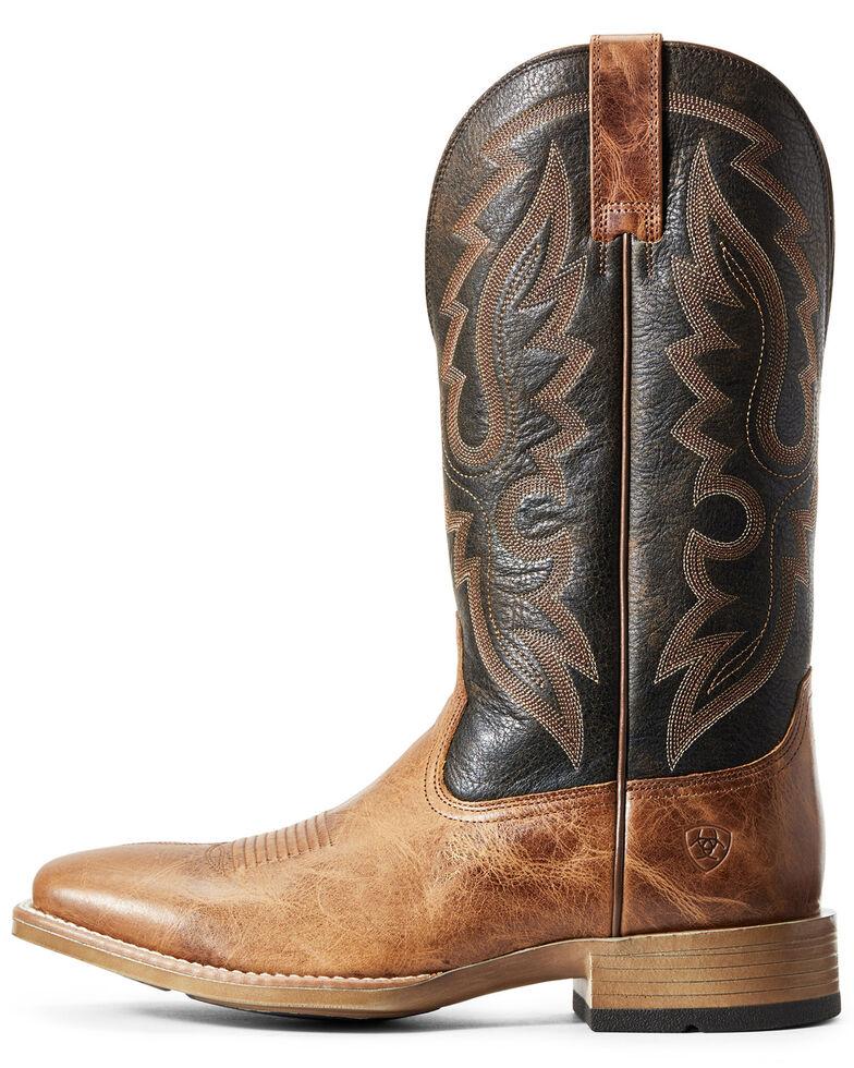 best website 9fd43 a634a Ariat Men's Barton Ultra Rustic Western Boots - Wide Square Toe