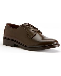 Frye Men's James Oxford Shoes, Dark Brown, hi-res