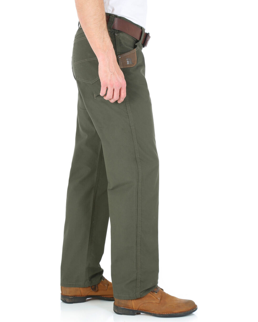 Riggs Workwear Men's Technician Pants, Loden, hi-res