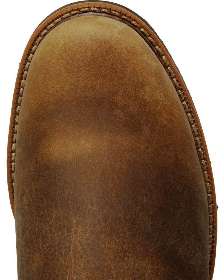 Justin Men's J-Max Work Boots, Tan, hi-res