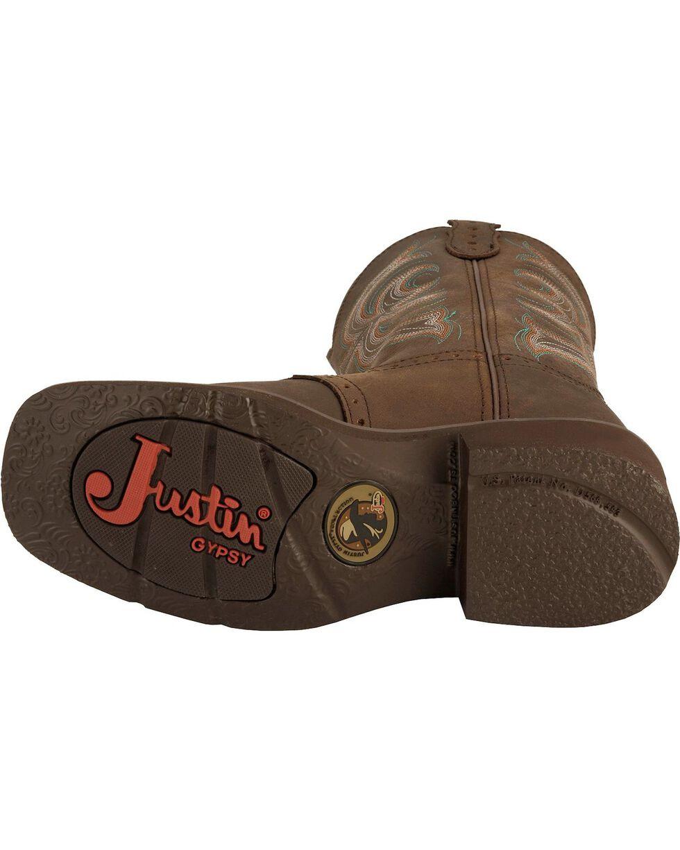 Justin Gypsy Women's Western Boots, Bark, hi-res