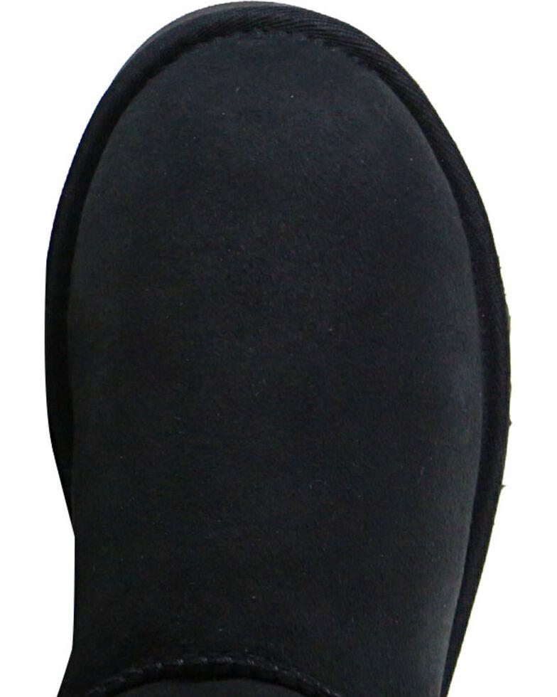 UGG Women's Black Classic II Short Boots, Black, hi-res