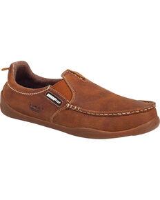Georgia Men's Cedar Falls Oxford Casual Shoes, Tan, hi-res