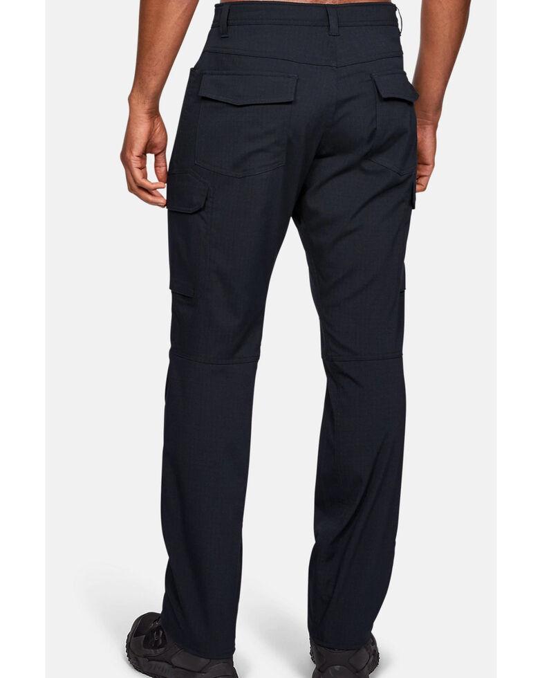 Under Armour Men's Black Tactical Enduro Cargo Work Pants, Black, hi-res