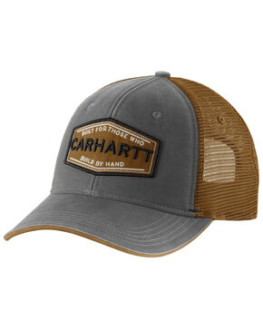Carhartt Men's Grey Silvermine Cap , Grey, hi-res