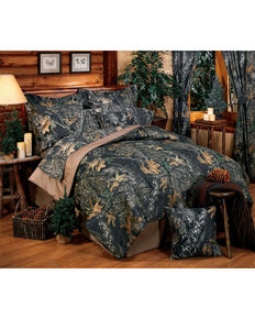 Mossy Oak New Break Up King Sheet Set, Camouflage, hi-res