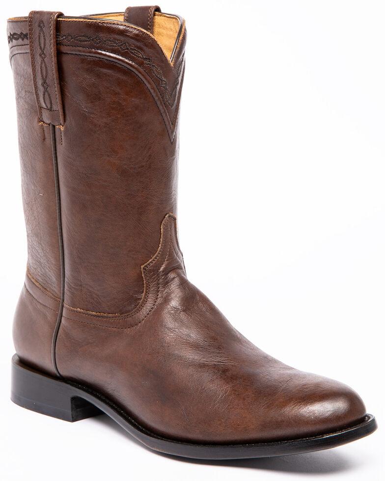 Cody James Men's Batik Caviar Western Boots - Round Toe, , hi-res