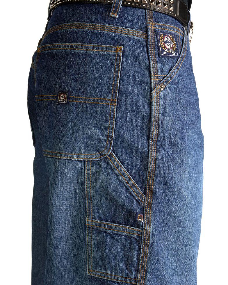 Cinch Men's Blue Label Carpenter Jeans, Vintage, hi-res