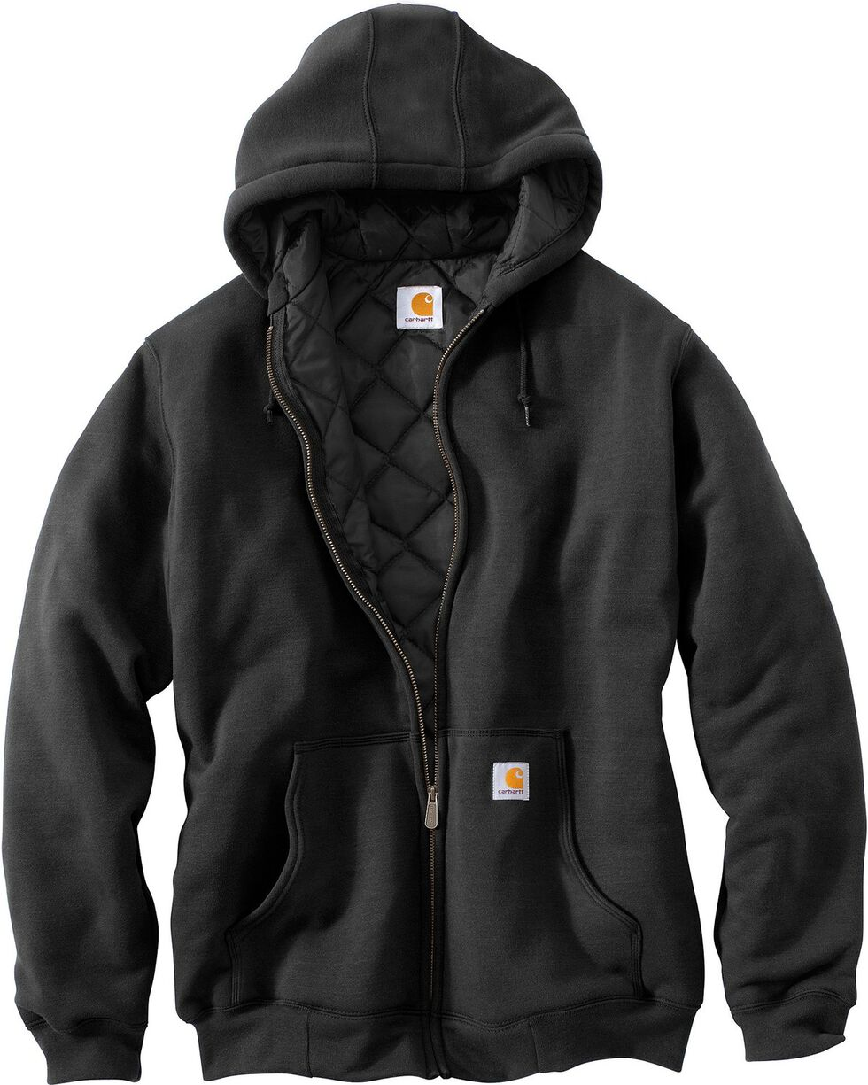 Carhartt 3-Season Midweight Jacket, Black, hi-res