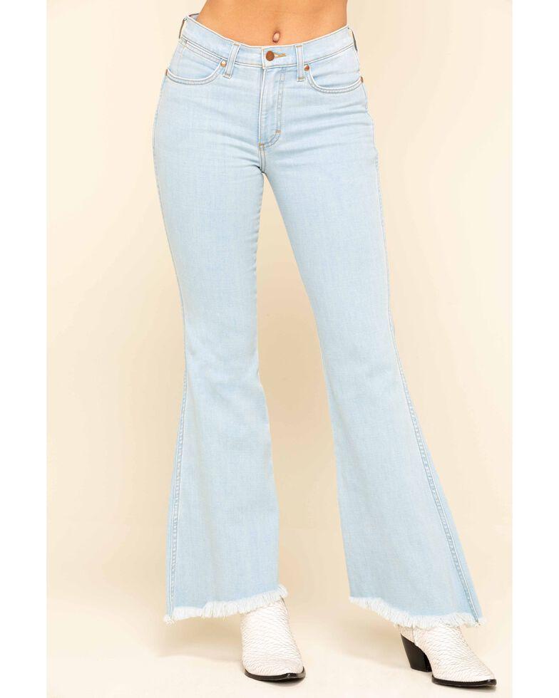 Wrangler Modern Women's Abilene High Rise Flare Jeans, , hi-res