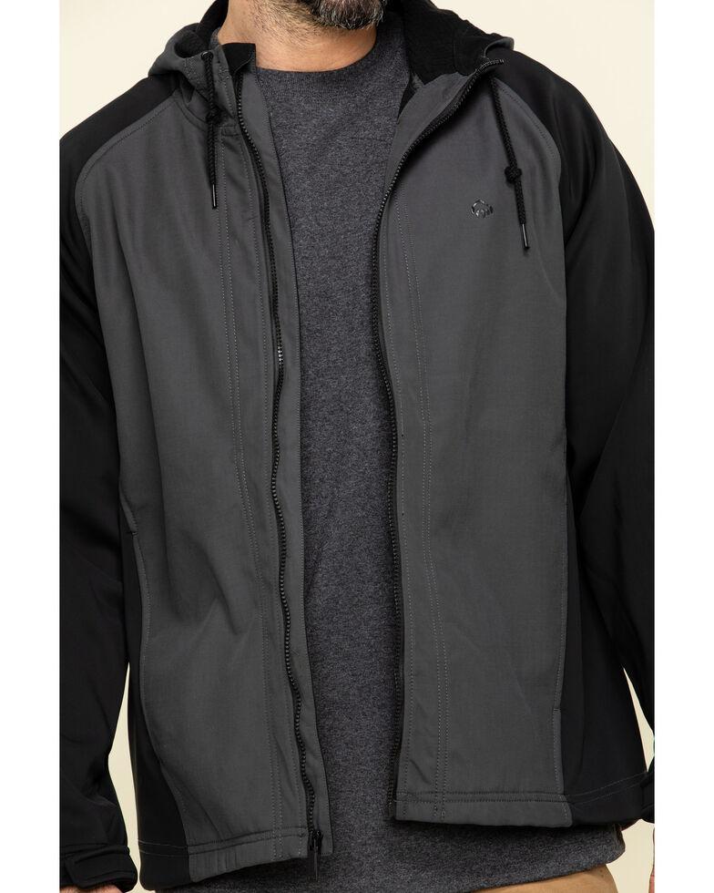 Wolverine Men's Charcoal I-90 Hybrid Softshell Jacket , Grey, hi-res